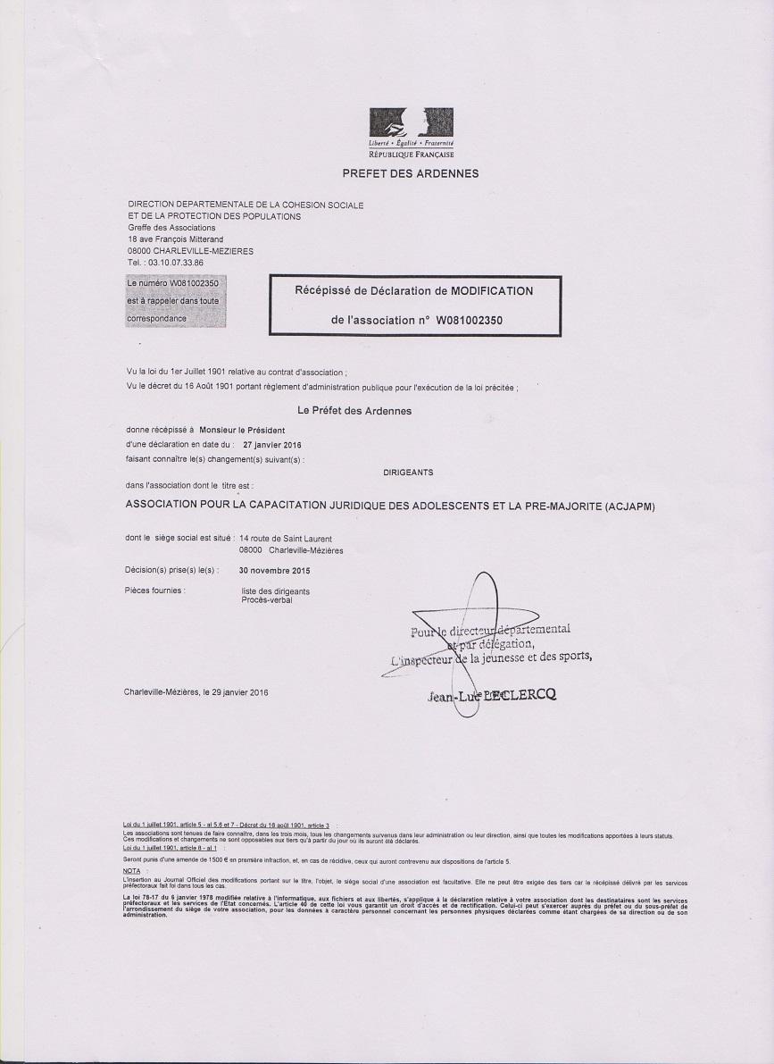 Le bureau association pour la capacitation juridique des for Bureau lyceen